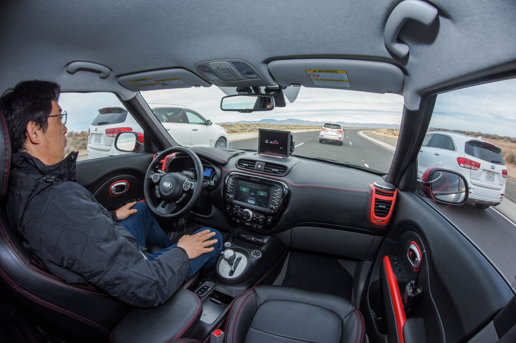 Autonomous Cars Could Lower Insurance Premiums By Says - Cool cars with low insurance