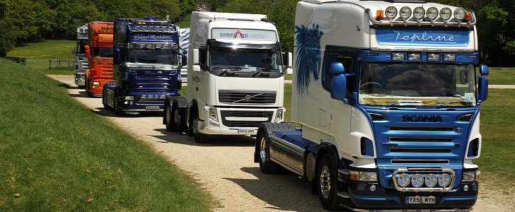 Autonomous Trucks Will Be Tested on Public Roads in the United Kingdom - autoevolution