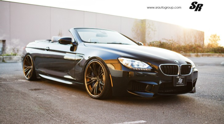 Autumn Bronze BMW M6 Hails from SR Auto [Photo Gallery]