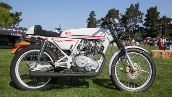 AVA Swift 250, the Modern-Retro Cafe-Racer