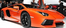 Aventador Deliveries Could Be Delayed by Earthquake