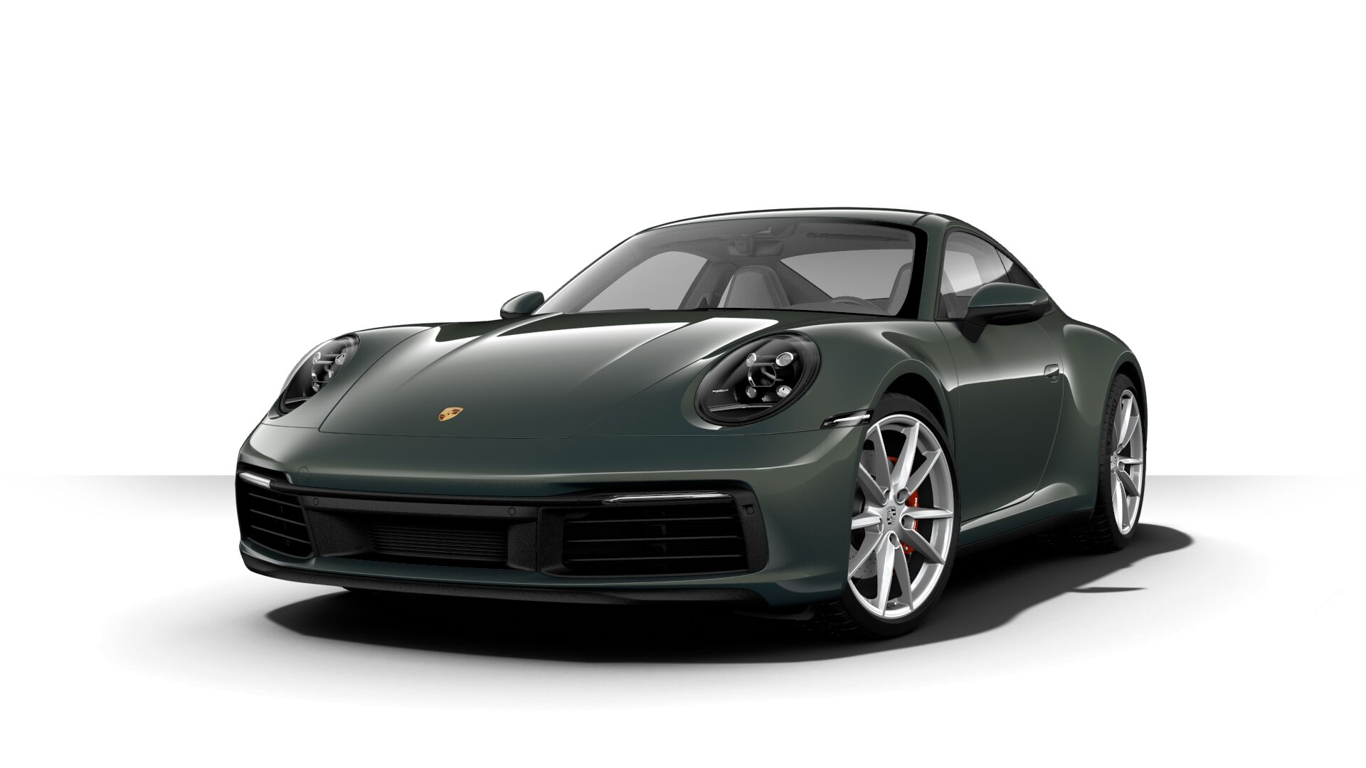 Aventurine Green Metallic 2020 Porsche 911 Shows Off Its New Color Autoevolution