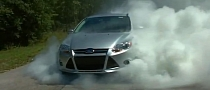 Average 2012 Ford Focus Can Do a Two-Minute Burnout [Video]