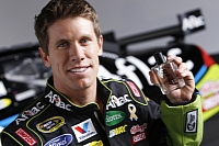 Edwards is the face of the turn 4XT fragrance
