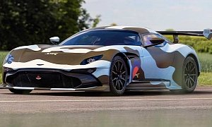 Stories About Aston Martin Vulcan Autoevolution