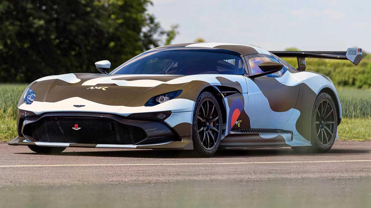 Aston Martin Vulcan Price, Top Speed, Road Legal, News | Best