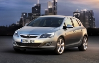 Opel Astra is one of the models to be assembled in Russia