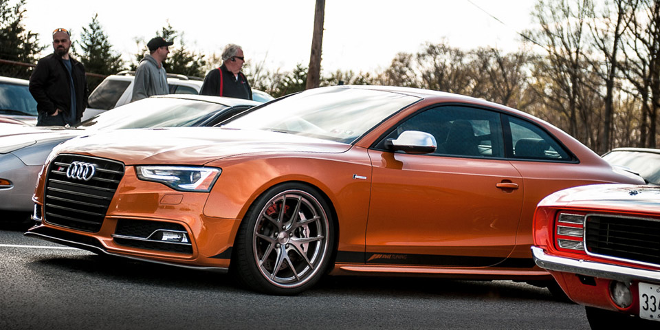 awe tuning audi s5 sets a new quarter mile world record. Black Bedroom Furniture Sets. Home Design Ideas