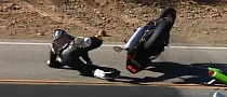 Awesome Backwards Slow-Motion Bike Crash Compilation [Video]