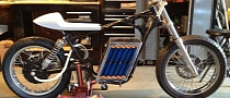 Awesome DIY Battery Pack for Electric Motorcycle [Photo Gallery]
