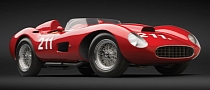 Awesome Ferrari Testa Rossa Sells At Monaco Auction for €5.0 Million