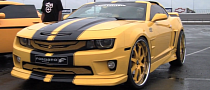 Awesome Forgiato/DTC Camaro Donk Is Every Bit a Muscle Car [Video]