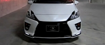 Awesome Tuned Prius G From Japan [Video]