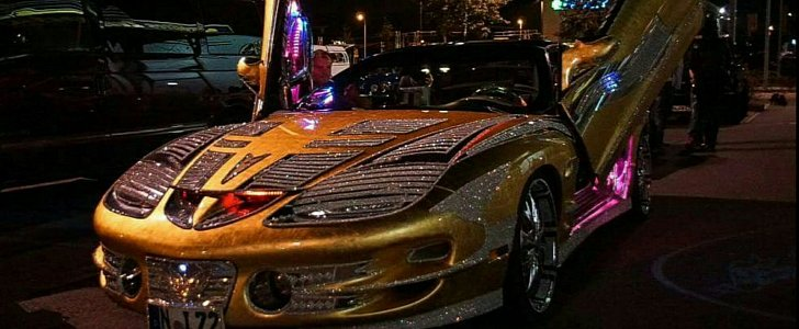 Awfully Customized Pontiac Trans Am Is for Sale at $3.7 Million, No Takers