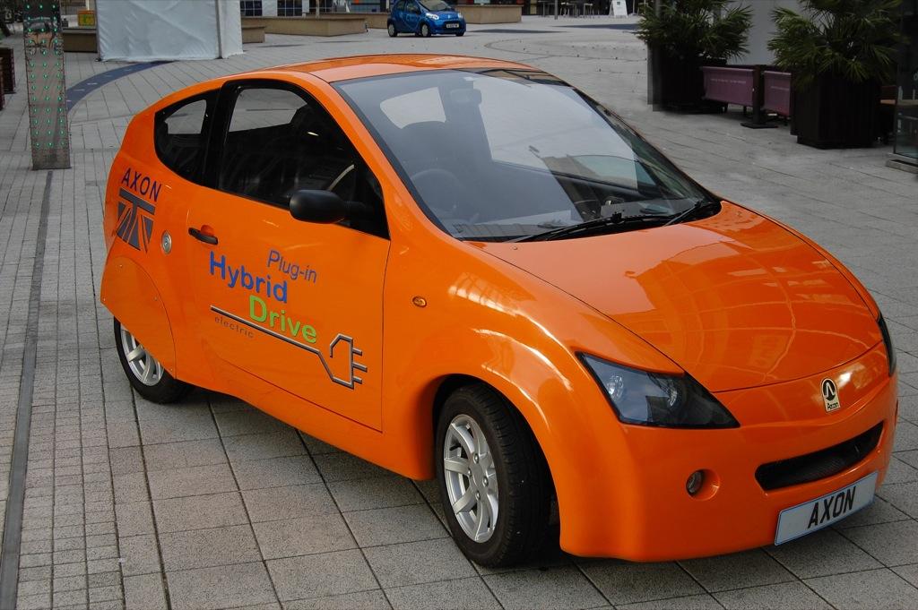 axon plug in hybrid electric vehicle unveiled autoevolution. Black Bedroom Furniture Sets. Home Design Ideas