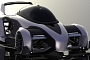 B7 Concept Electric Race Car to Reach 500 km/h