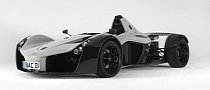 BAC Mono US Debut Scheduled for Cars & Coffee Irvine, CA