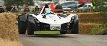 BAC Mono Wins Supercar Class at Cholmondeley Pageant of Power