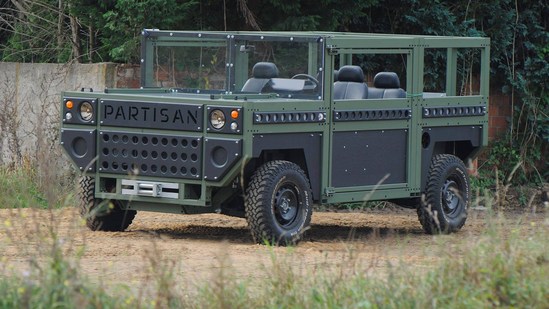 Brat Vehicle