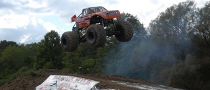 Bad Habit Breaks Monster Truck Jump Record
