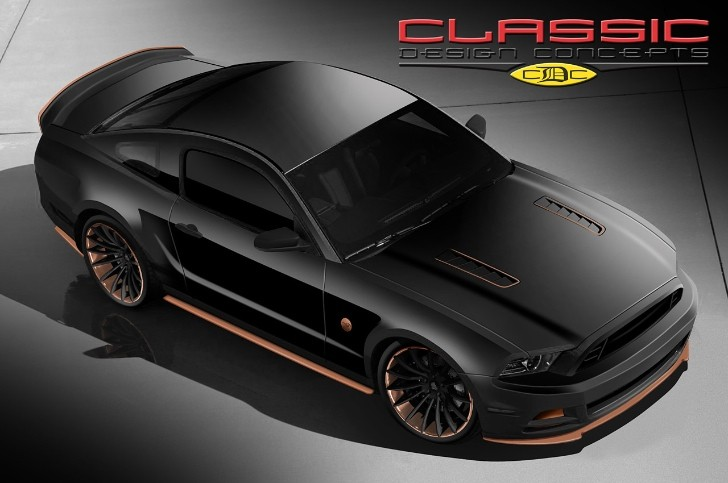 """Bad Penny"" Mustang Previewed Ahead of SEMA Debut"