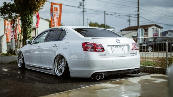 Bagged lexus gs is a nice thing to look at autoevolution sciox Images