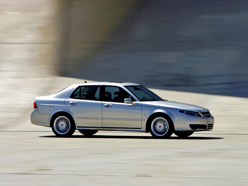 BAIC Buys Old Saab 9-5 Production Line - autoevolution
