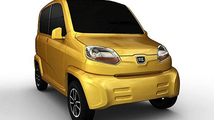 Bajaj RE60 Low-Cost Car Presented