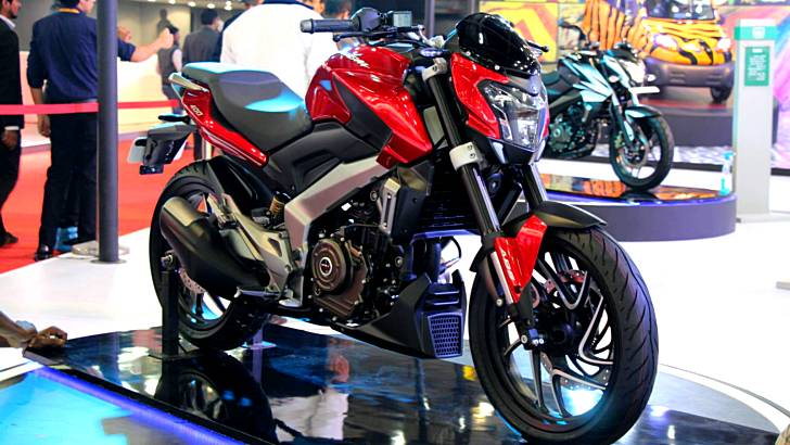 Bajaj Shows the Awesome Pulsar...