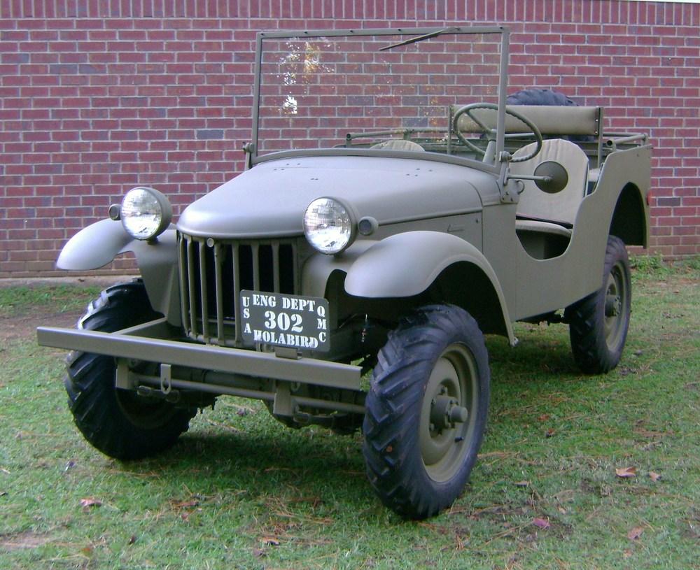 2015 Willys Jeep >> Bantam Pilot Reconnaissance Car Recreation Looks Spot On ...