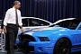 Barack Obama Praises the 2013 Shelby GT500