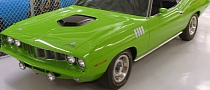 Barracuda to Replace Dodge Challenger?