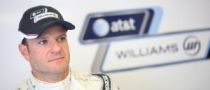 Barrichello Happier than Ever with Long F1 Career