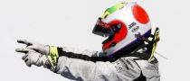 Barrichello Leads Brawn 1-2 in Singapore Practice 1