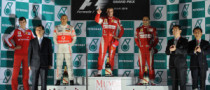 Barrichello Said Korean GP Should Have Been Red-Flagged