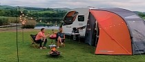 Basecamp 2 Caravan Crushes the Notion that Comfort and Luxury Is Expensive