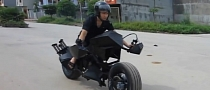 Batman's Vietnamese Batpod Prototype [Video]