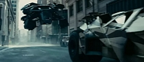 Batman: The Dark Knight Rises Trailer 3 Shows Batwing [Video]