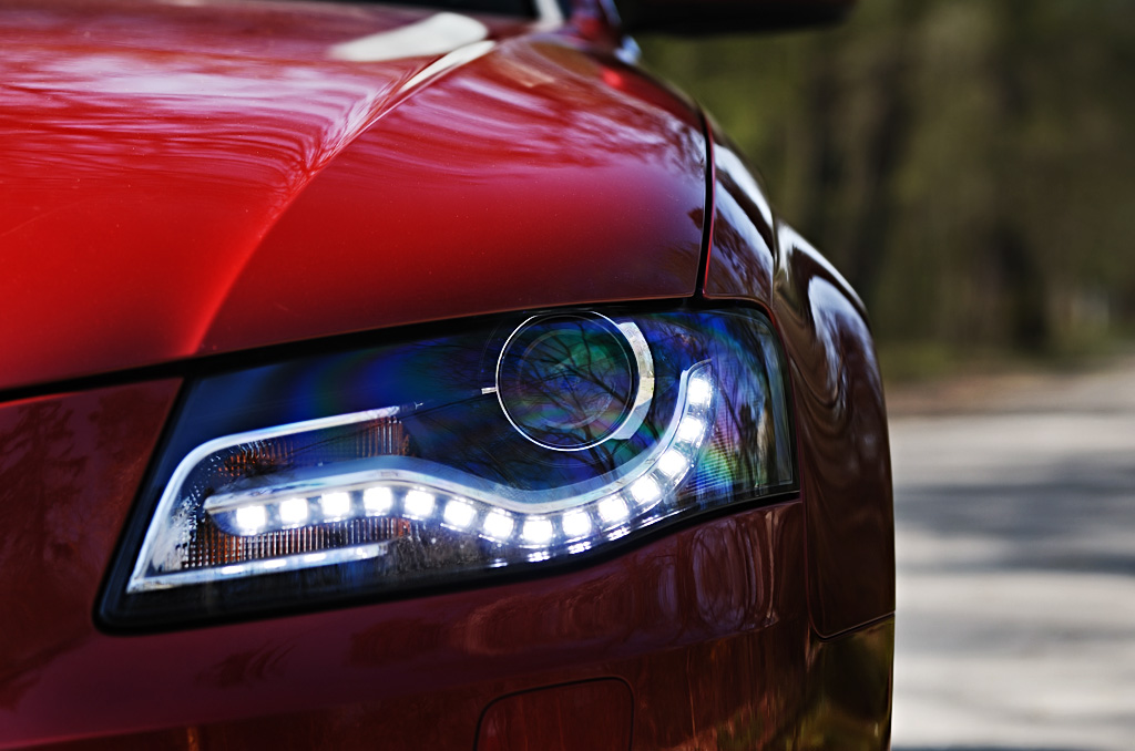 Battle Of The Headlights Halogen Vs Xenon Vs Led Vs