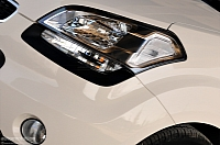Kia Soul halogen headlight