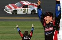 Bayne keeps his cool, despite Daytona win