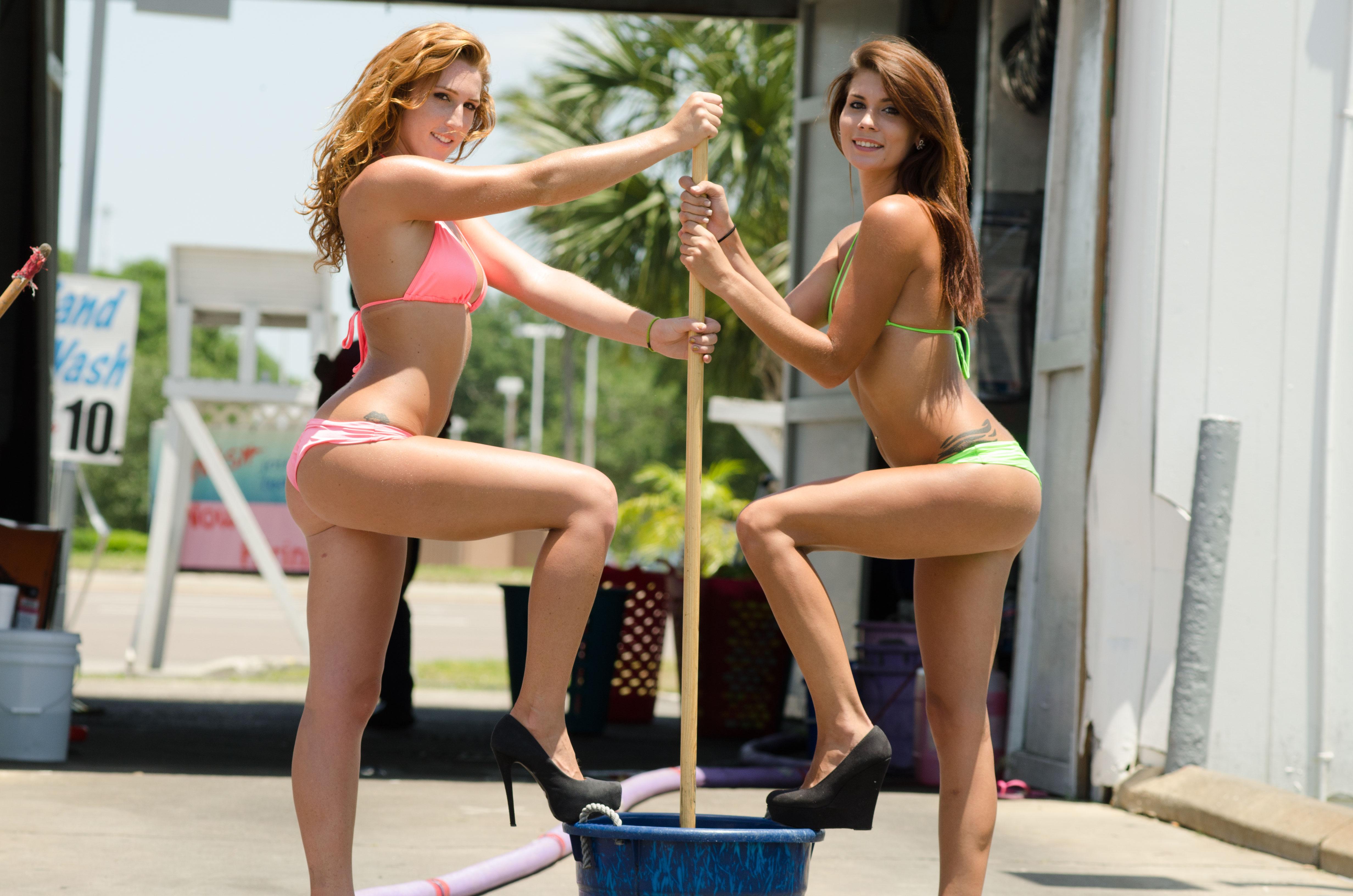 Baywash The Florida Bikini Car Wash That S Making