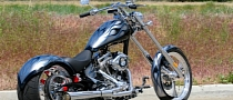 BBC Devil's Advocate Chopper, Unholy Two-Wheeled Redemption [Photo Gallery]