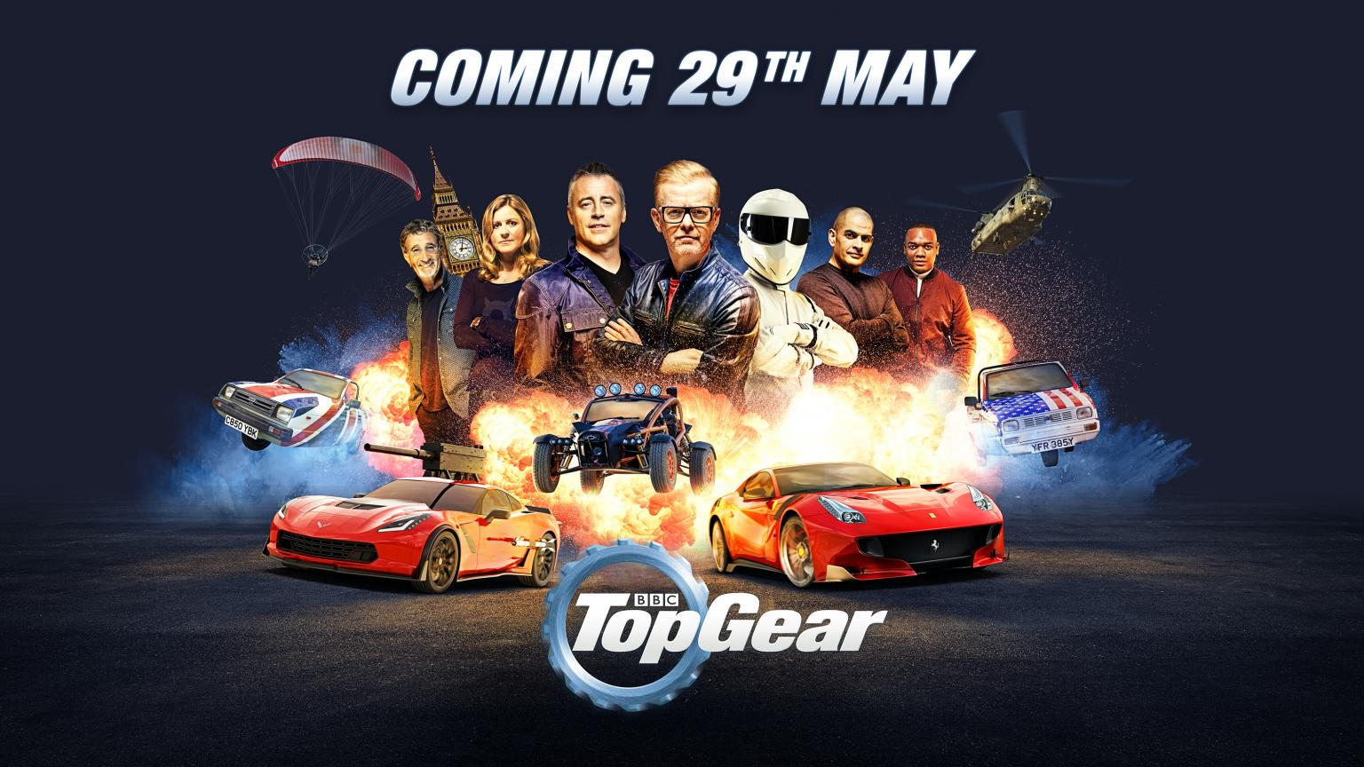 update bbc top gear returns on may 29 autoevolution. Black Bedroom Furniture Sets. Home Design Ideas