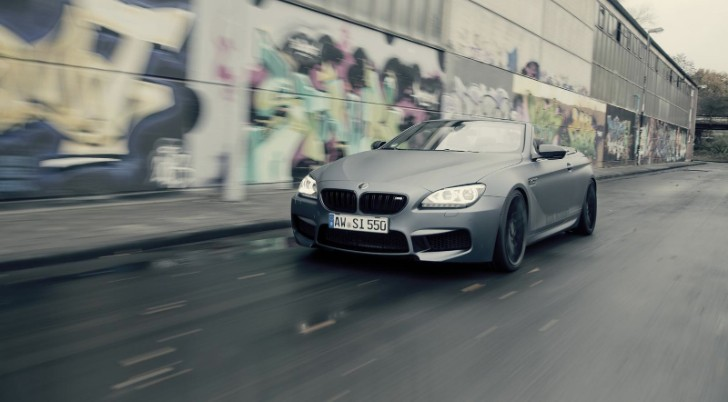 BBM Motorsport Takes BMW F12 M6 to 705 HP [Video]