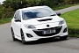 BBR Takes Mazda3 MPS to 350 HP