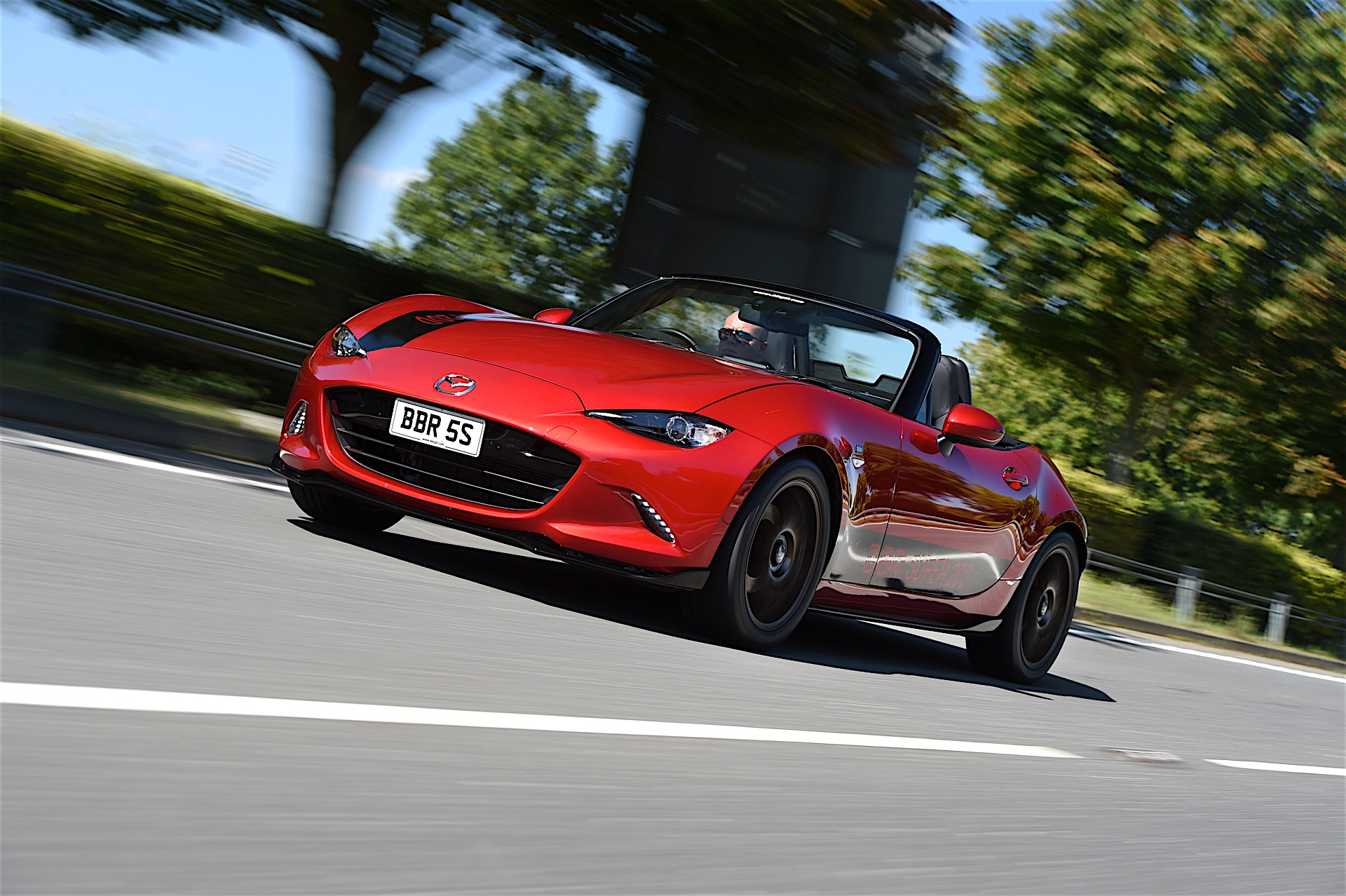 BBR's Latest Kit For Mazda MX-5 2.0 Cuts 1.65 Seconds From 0-60 MPH