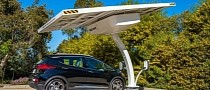 Beam Global and Electrify America are Already Reinventing EV Charging