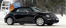 Beetle Convertible to Be Launched in 2013