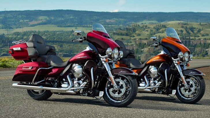 Behold the 2015 Harley-Davidson Ultra Limited & Low [Photo Gallery]